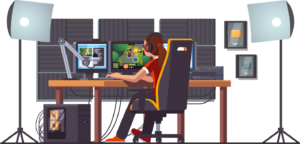 streaming games