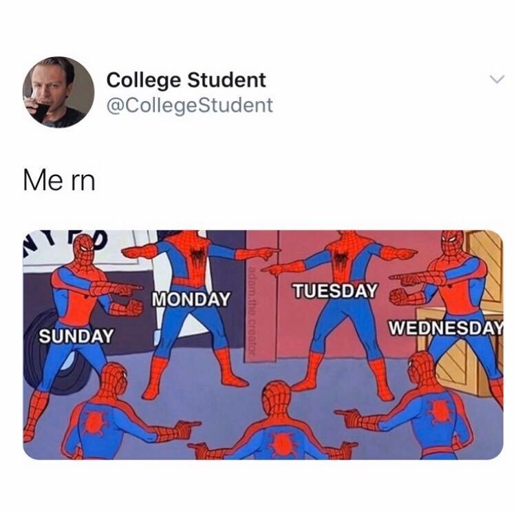@CollegeStudent via Instagram