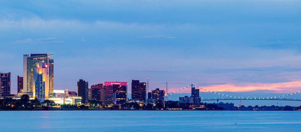 Windsor Skyline